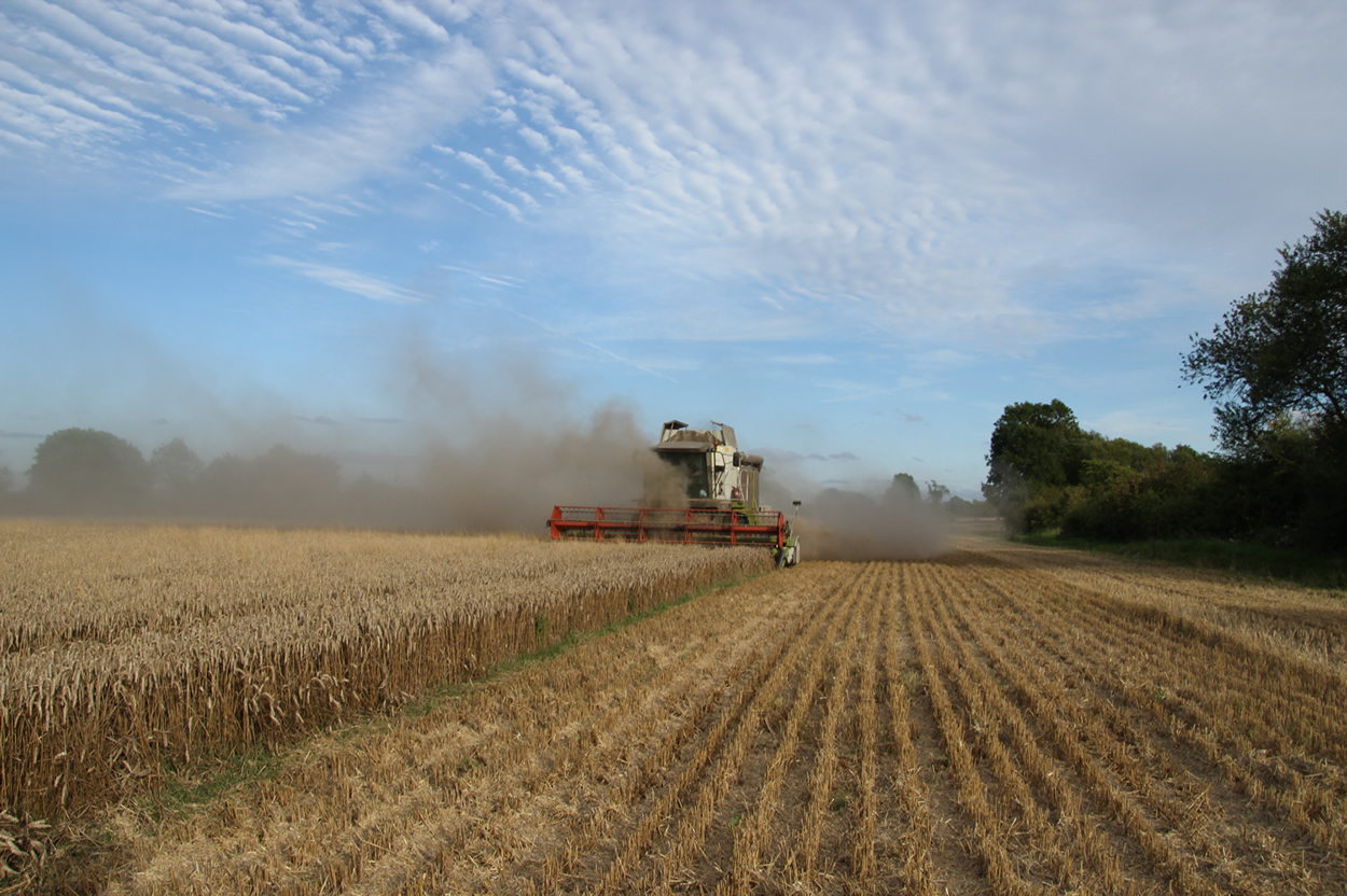 Oxfordshire Agricultural Contractor